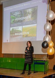 Omgevingspsycholoog Agnes van den Berg