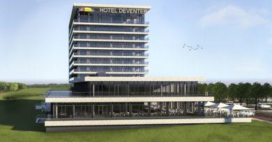 Hotel van der Valk Deventer - Architectenburo Teunissen